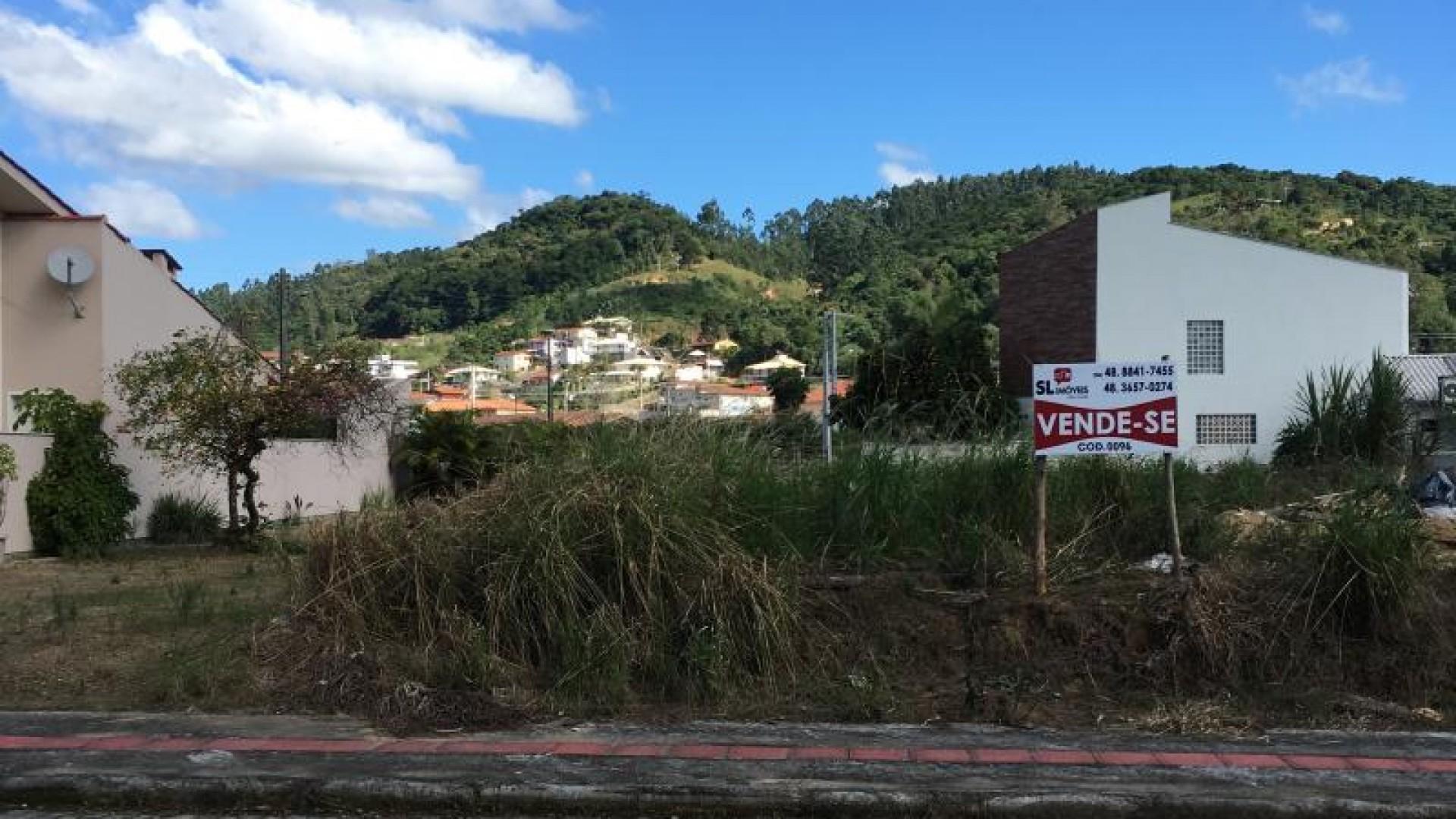 Lote de 840m² - São Ludgero