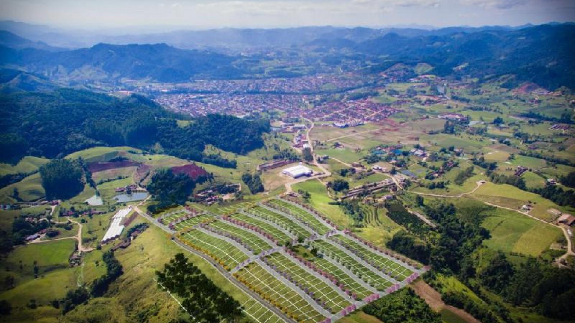 Parque Residencial Laranjeiras em São Ludgero - Foto 3