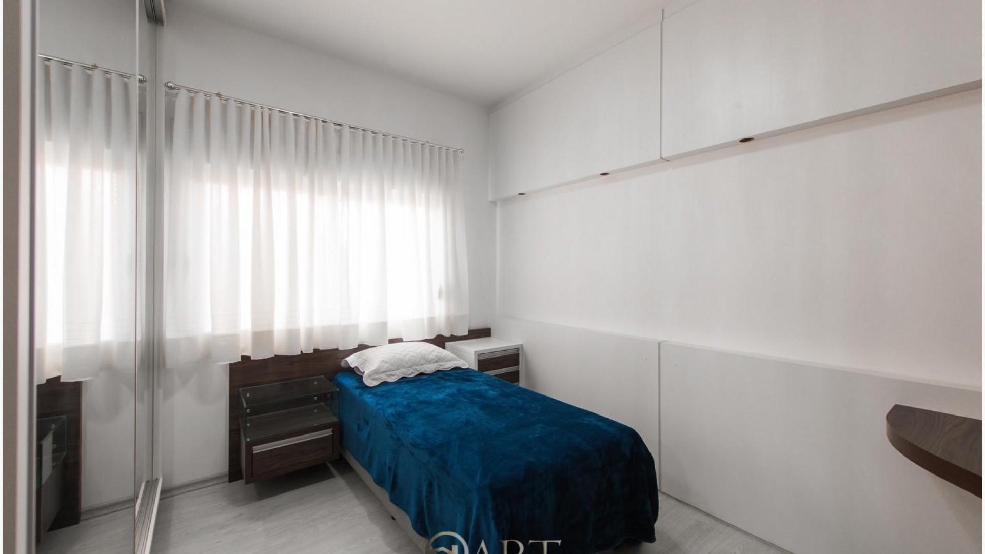 Apartamento com 3 suítes abastecido com Água Termal em Termas do Gravatal - Foto 12 WC Suite Master com Banheira Hidro