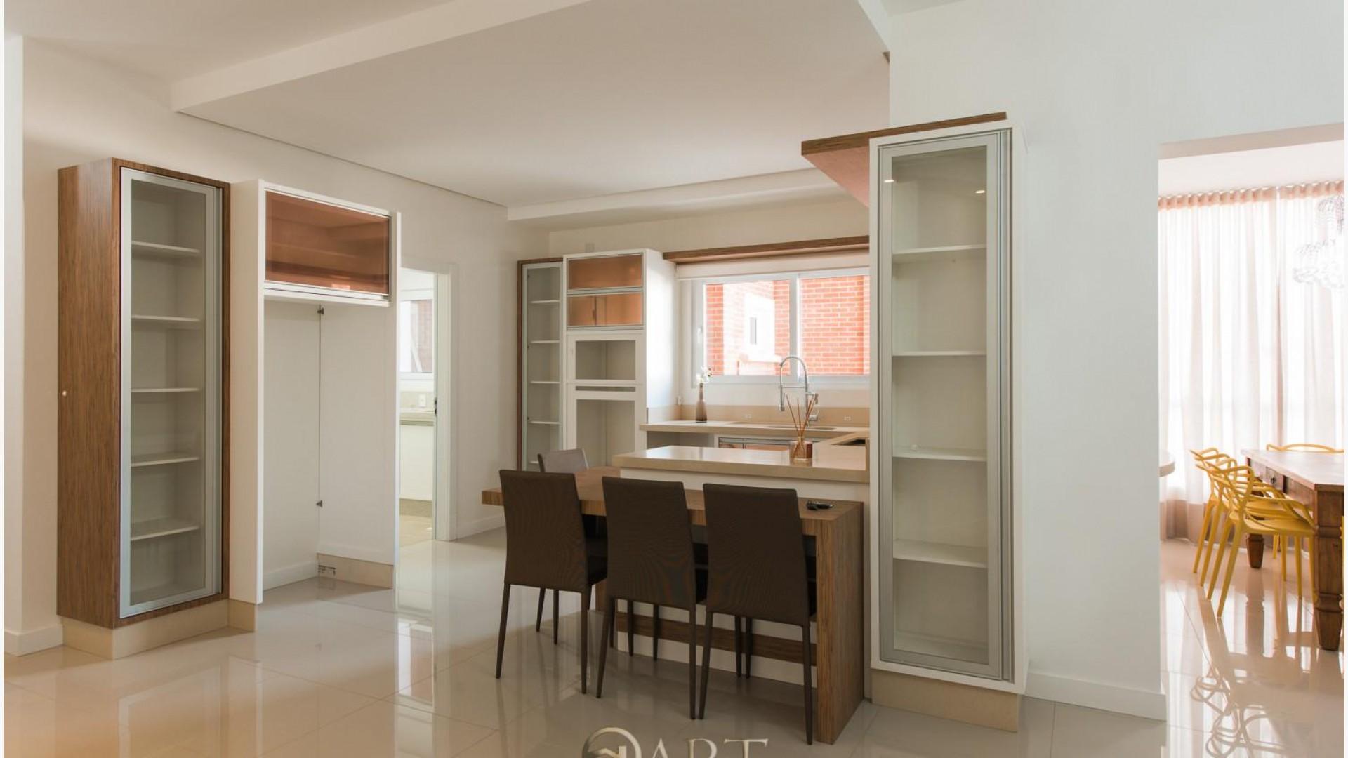 Apartamento com 3 suítes abastecido com Água Termal em Termas do Gravatal - Foto 6 Sala Jantar