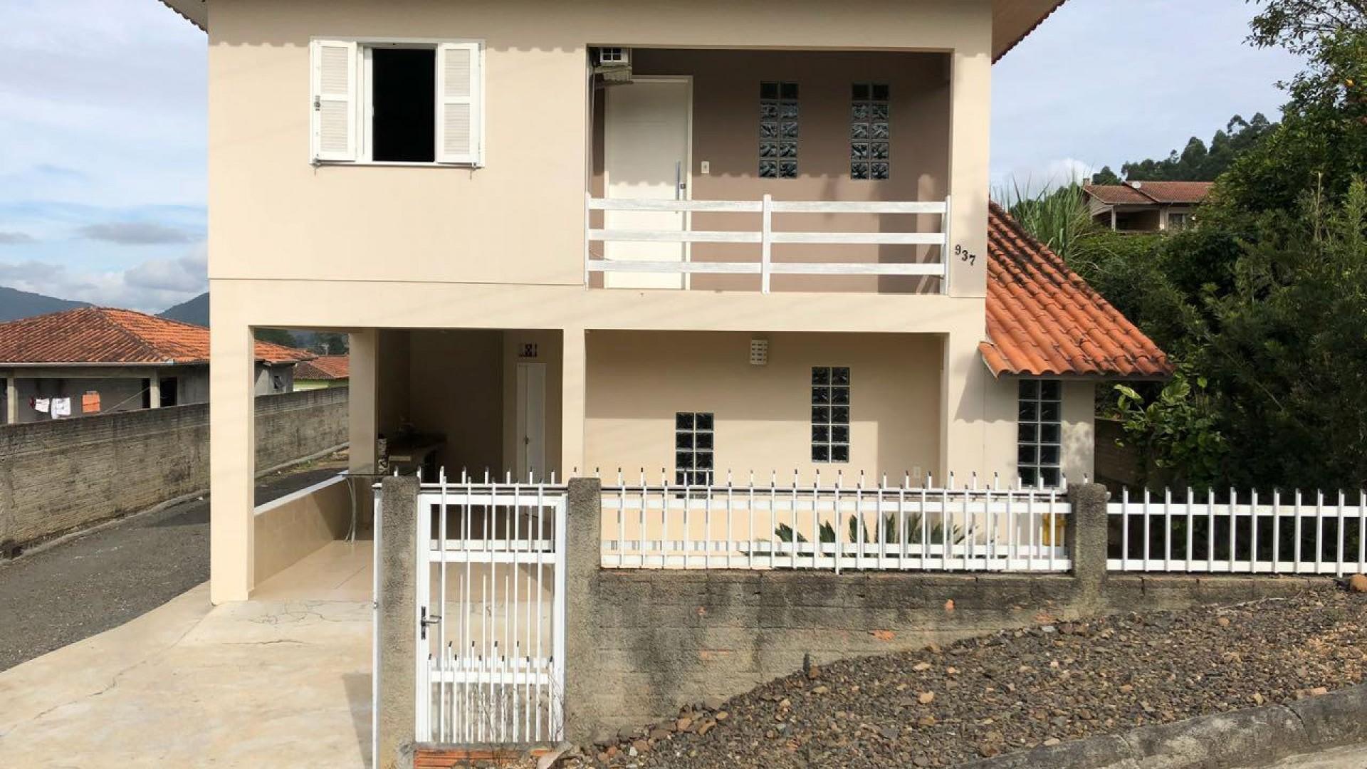Excelente casa de dois pavimentos em São Ludgero - Foto 6