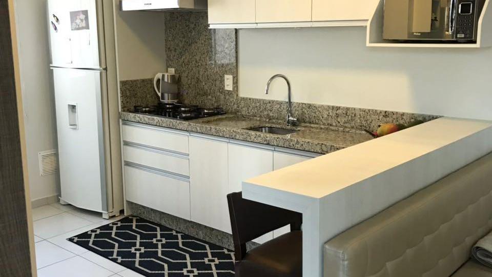 Excelente apartamento mobiliado  - Foto 2