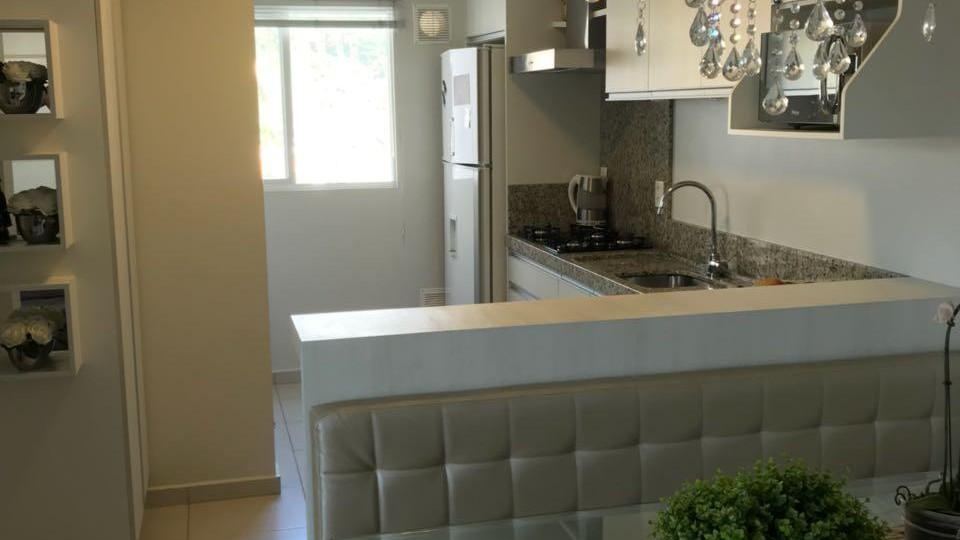 Excelente apartamento mobiliado  - Foto 3