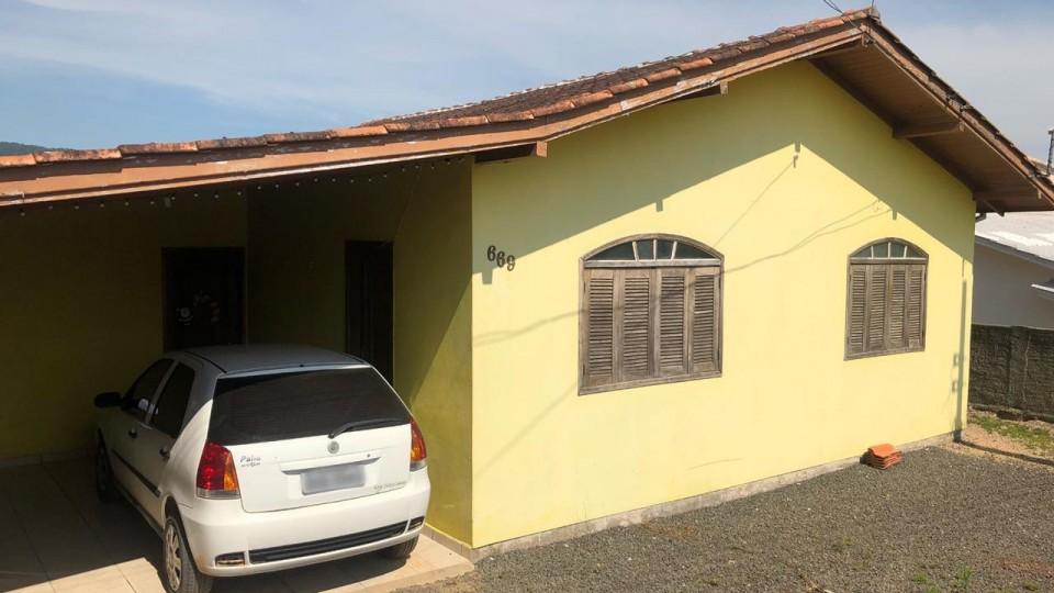 Casa Alvenaria com Garagem - Foto 1