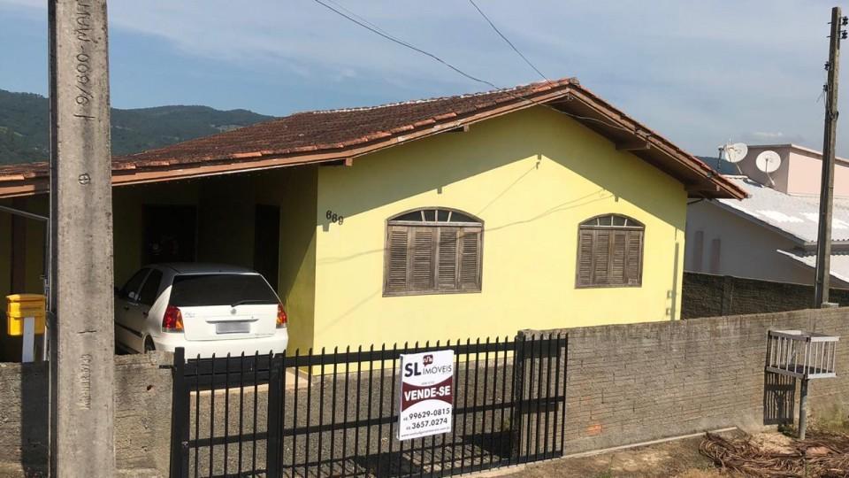 Casa Alvenaria com Garagem - Foto 2