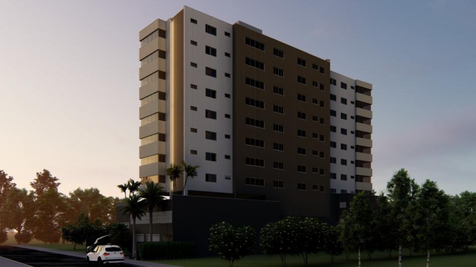 Apartamento 3 dormitórios Residencial Giardino - Foto 2
