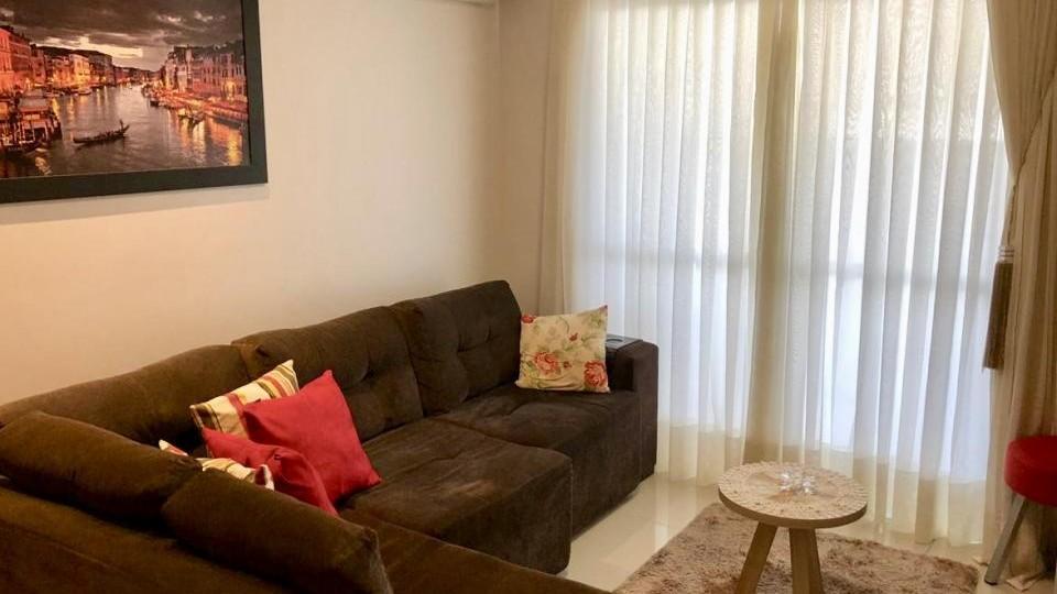 Apartamento mobiliado no centro de São Ludgero  - Foto 1