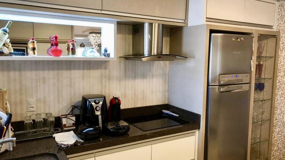 Apartamento mobiliado no centro de São Ludgero  - Foto 10