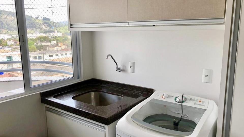 Apartamento mobiliado no centro de São Ludgero  - Foto 13