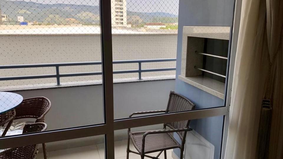 Apartamento mobiliado no centro de São Ludgero  - Foto 4