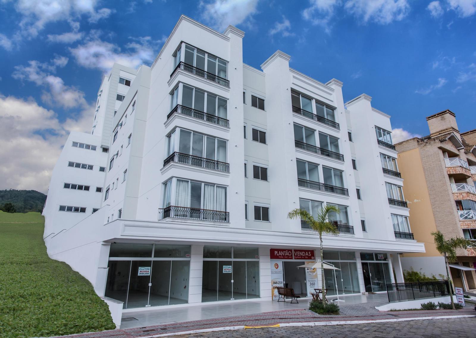 Vendido apartamento de 2 dormit rios residencial sol for Sol residencial